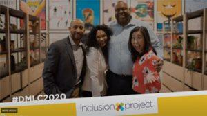 Inclusive Leadership Keynote, DMLC 2020